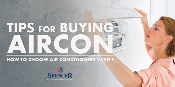 Tips for buying aircon