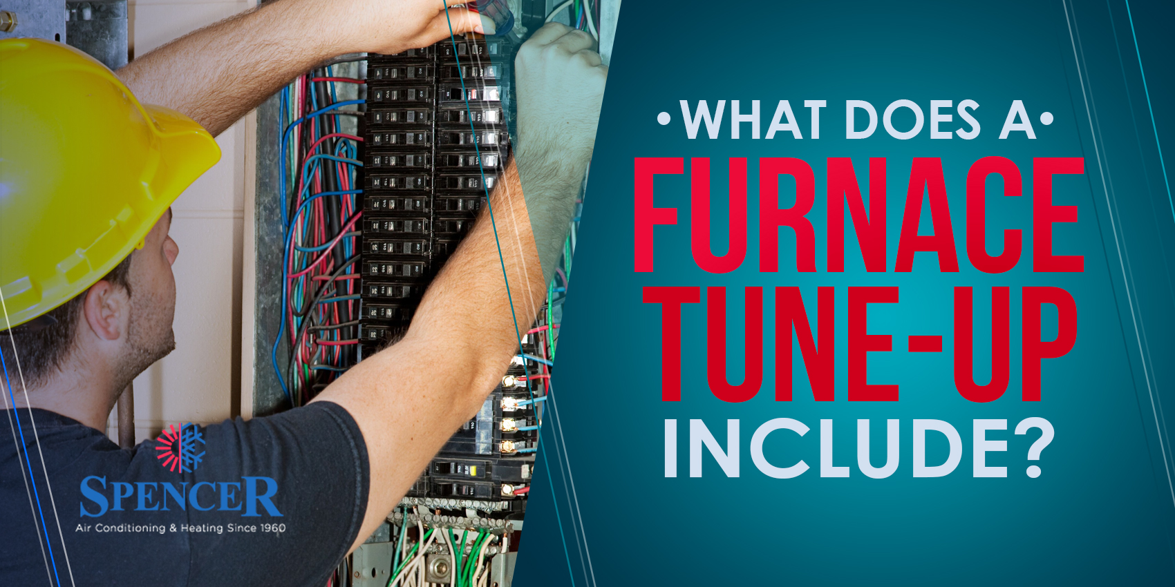 What Does A Furnace Tune-Up Include?