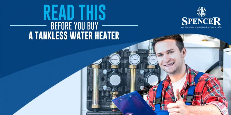 Read This Before You Buy a Tankless Water Heater