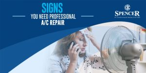 Signs You Need Professional A/C Repair