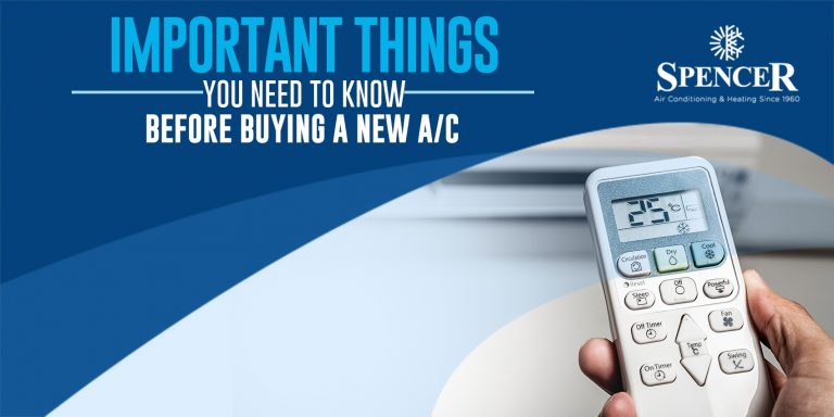 Important Things You Need to Know Before Buying a New A/C
