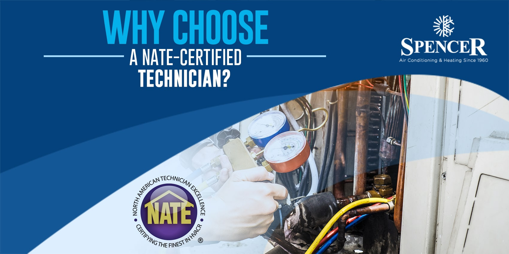 Why Choose a NATE-Certified Technician?
