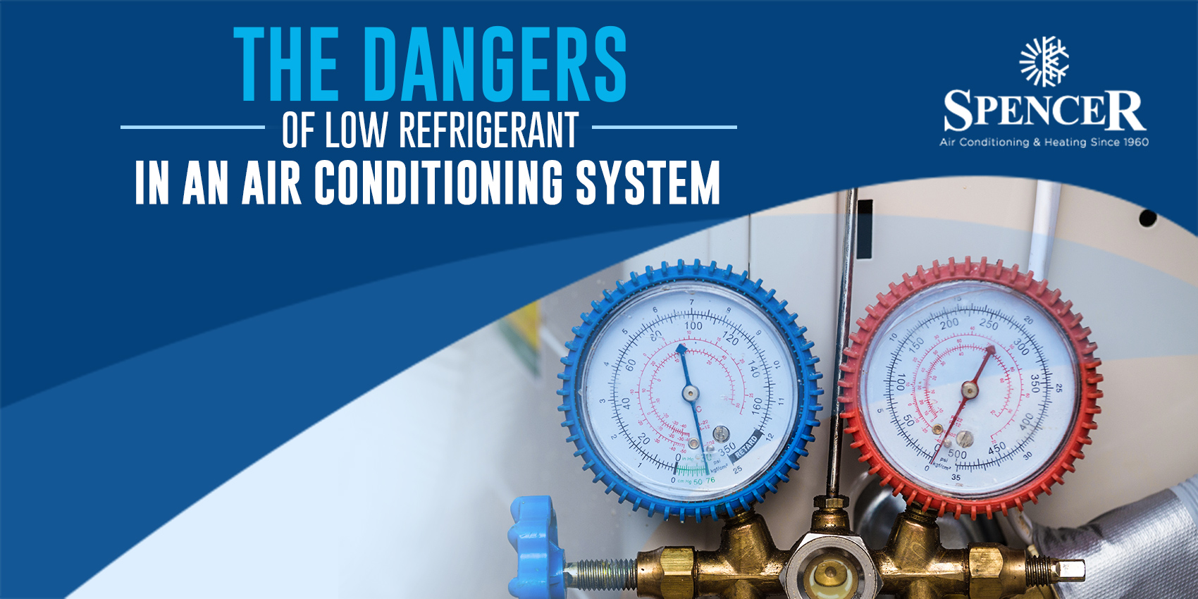 The Dangers of Low Refrigerant in an Air Conditioning System
