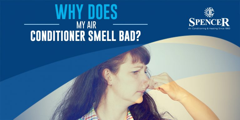 Why Does My Air Conditioner Smell Bad?